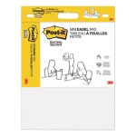 "Post-it Self Stick Easel Pads, 15"" x 18"", White, 2 Pads (MMM577SS)"