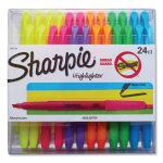 Sharpie Highlighters, Chisel Tip, Assorted Colors, 24 Highlighters (SAN1761791)