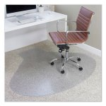 "ES Robbins 66x60 Workstation Chair Mat, for Carpet up to 3/4"" (ESR122775)"