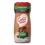 Coffee-mate Sugar Free Chocolate Pwdr Creamer, 10.2-oz Canister (NES59573)