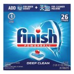 Finish Powerball Dishwasher Tabs, Fresh Scent, 26/Box (RAC20621)