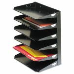 steelmaster-multi-tier-horizontal-organizers-6-tier-steel-black-mmf2646hbk
