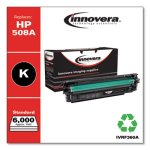 Innovera Remanufactured CF360A Replacement for (HP 508A) Toner, Black (IVRF360A)