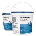 Legacy Everwipe Chem-Ready Wipes Dispenser Bucket, 5 Buckets (GN1CRBKT5PR)
