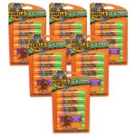 Gorilla Glue School Glue Sticks, 0.21 oz/Stick, Dries Clear, 36 Sticks/Box (GOR2614408BX)