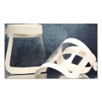 Sct Face Shield, 20.5 to 26.13 x 10.69, White/Clear, 225 Shields (GN151SHLD100)