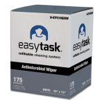 Hospeco Easy Task F310 Wiper, Zipper Bag, 175 Wipes (HOSNETF310QZGW)