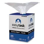 Hospeco Easy Task A100 Wiper, Center-Pull, 10 x 12, 275 Sheets/Roll with Zipper Bag (HOSNETA100CZGW)