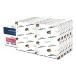 Hammermill Fore MP Colored Paper, 20lb, Cherry, 5,000 Sheets (HAM102210CT)