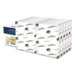 Hammermill Fore MP Recycled Paper, 8-1/2 x 11, Ivory, 5000 Sheets (HAM103176CT)