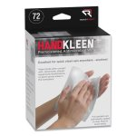 Read Right HandKleen Individual Antibacterial Wipes, 72 Packets (REARR15112)