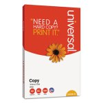 Universal Copy Paper, 92 Bright, 20 lb, 11 x 17, White, 500 Sheets/Ream (UNV28110RM)