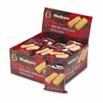 Walker's Shortbread Cookies, 2/Pack, 24 Packs/Box (OFXW116)