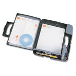 officemate-storage-clipboard-case-34-capacity-9w-x-12h-charcoal-oic83301