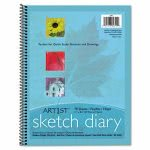 pacon-art1st-sketch-diary-8-12-x-11-60-lb-70-sheets-white-pac4794