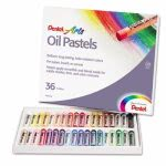 pentel-oil-pastel-set-w-carrying-case-36-color-set-assorted-36-set-penphn36