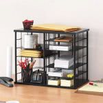 rubbermaid-12-slot-desktop-organizer-black-each-rub1738583