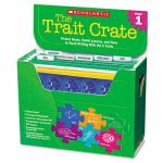 scholastic-trait-crate-grade-1-six-books-learning-guide-cd-shs0545074711