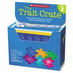 scholastic-trait-crate-grade-2-six-books-learning-guide-cd-shs054507472x