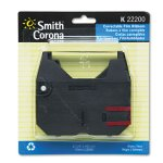 Smith Corona 22200 Ribbon, Singlestrike, Black, 1 Each (SMC22200)