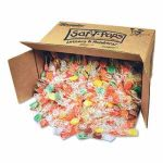 Saf-T-Pops, Assorted Flavors, Individually Wrapped, Bulk 25lb Box (SPA545)
