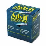 Advil Liqui-Gels, Two-Pack, 50 Packs/Box (PFI016902)