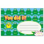 trend-recognition-awards-you-did-it-frogs-30-award-certificates-tept81034