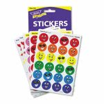 Trend Stinky Stickers Variety Pack, Smiles and Stars, 648/Pack (TEPT83905)
