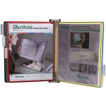 Tarifold Wall Unit Reference Organizer Starter Set, 5 Pockets (W290)