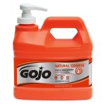 gojo-natural-orange-pumice-hand-cleaner-4-pump-bottles-goj095804