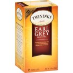 Twinings Tea Bags, Earl Grey, High Quality, 1.76 oz, 25 Bags (TWG09183)