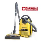 Vapamore MR-500 Vento Canister Vacuum (VP-MR500)