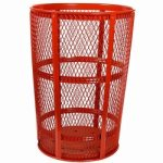 48-gallon-red-expanded-metal-outdoor-trash-receptacle-witt-exp-52rd
