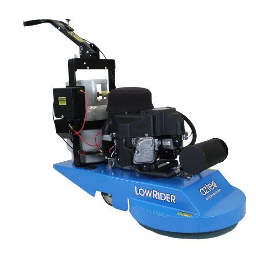 aztec floor machine