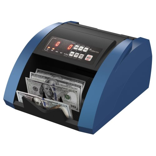 Carnation Money Counter With Uv And