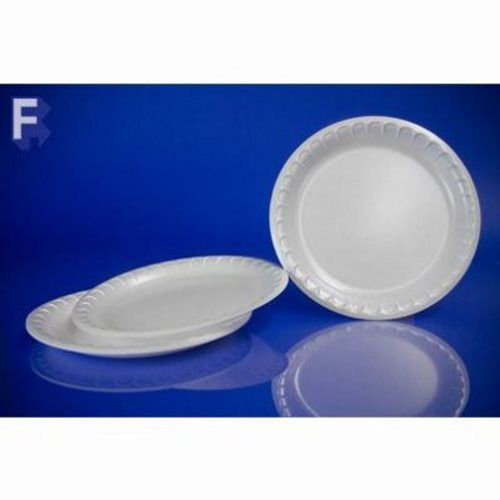 Pactiv Placesetter Satin 9  Dinner Plates - Non-laminated 500 Plates (FOR-1741)  sc 1 st  CleanItSupply.com & Pactiv Placesetter Satin 9