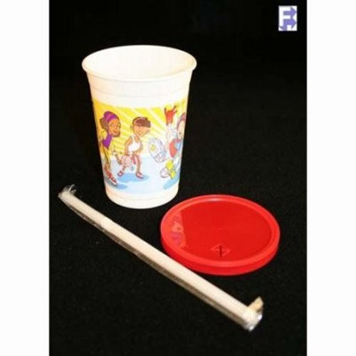 Fabri kal plastic kids cup combo pack 12 oz cup lid - Cups and kids ...