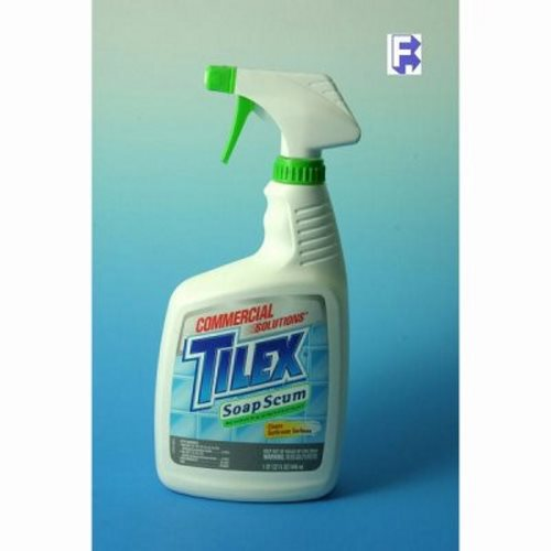 Clorox Professional Tilex Soap Scum Remover Spray Cleaner   32 Oz. Spray  Bottles (9/1), 9/Case (FOR 4991)
