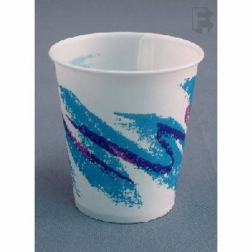 Solo Cup Company 5 OZ. PAPER COLD CUP - JAZZ DESIGN ...