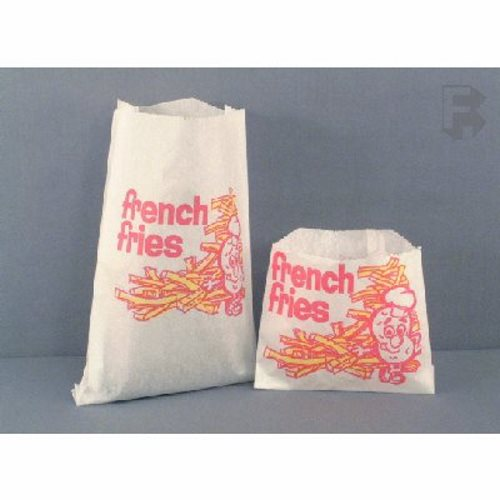 Fischer Paper Products French Fry Stock Print 4 7 8 Quot X 4