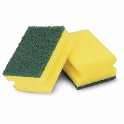 Libman 065 Sponge Scrubbing Pads 12 Pads Lib00064
