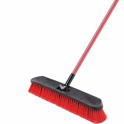 Libman 24 Quot High Power Indoor Outdoor Push Broom Lib 00950