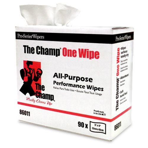 Mdi Pro Series 86011 The Champ Heavy Wipes 8 Pop Up Boxes