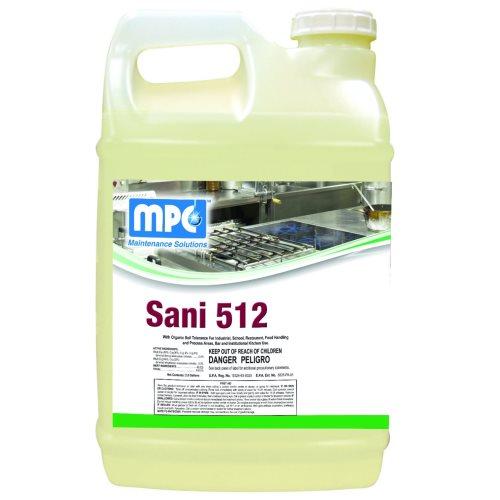 Sani 512 Sanitizer Disinfectant And Deodorant San14mn