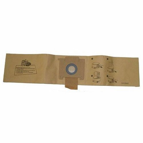Bis Commercial Compacto 9 Replacement Bags 25 Bgpk25comp9dw