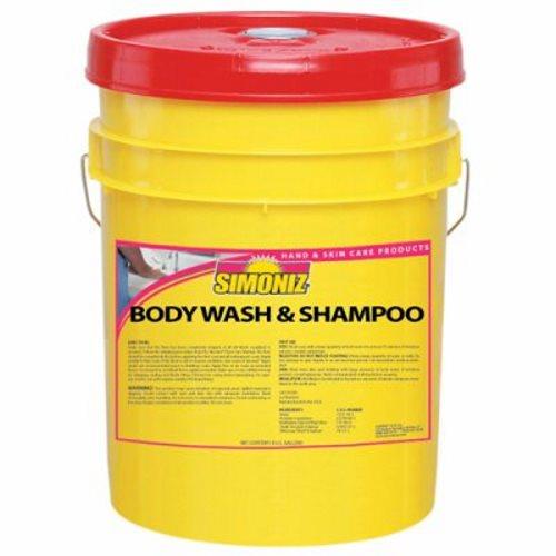 Simoniz Body Wash Amp Shampoo Sim Cs0325005 Simoniz