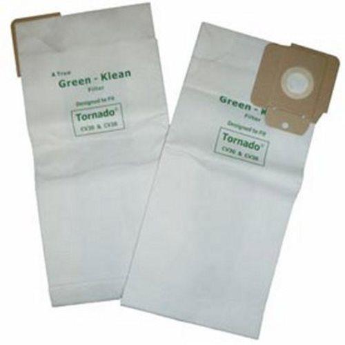 GK-VU500 100 bags Advance VU500 12 /& 15 Uprights Vacuum Replacement Bags