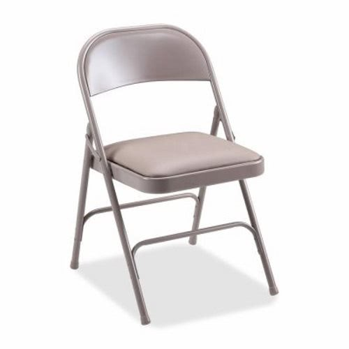 Tremendous Lorell Folding Chairs Padded Seat 19 3 8X18 1 4X29 5 8 4 Ct Bg Llr62501 Creativecarmelina Interior Chair Design Creativecarmelinacom