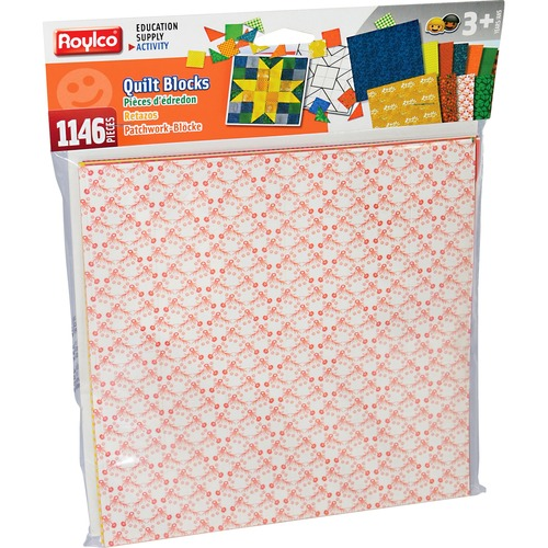 Roylco Inc Patterned Paper Classpack by Roylco