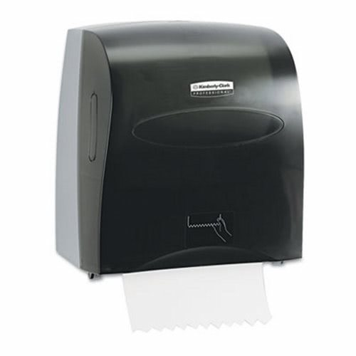Scott 10441 Slimroll Hard Roll Towel Dispenser Smoke Kcc